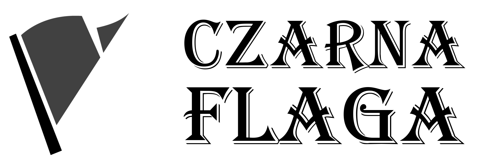 czarna flaga logo